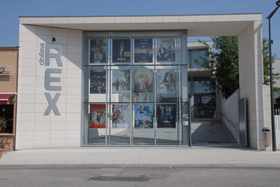 Cinéma Rex – Nogent Le Rotrou – Sahuc&Katchoura